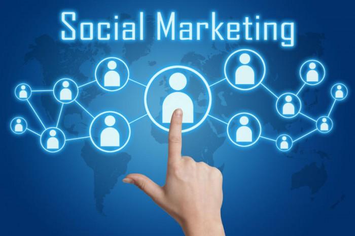 Risultati immagini per social marketing